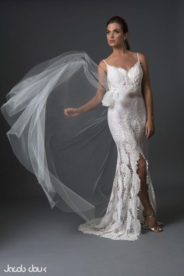 שמלות כלה של המעצב יעקוב דוק15