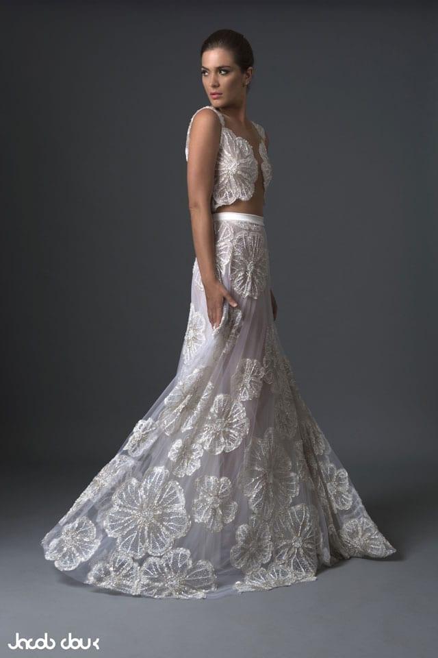 שמלות כלה של המעצב יעקוב דוק-13