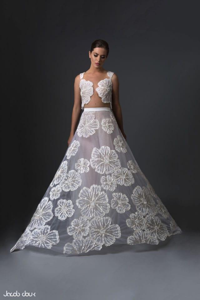 שמלות כלה של המעצב יעקוב דוק-12