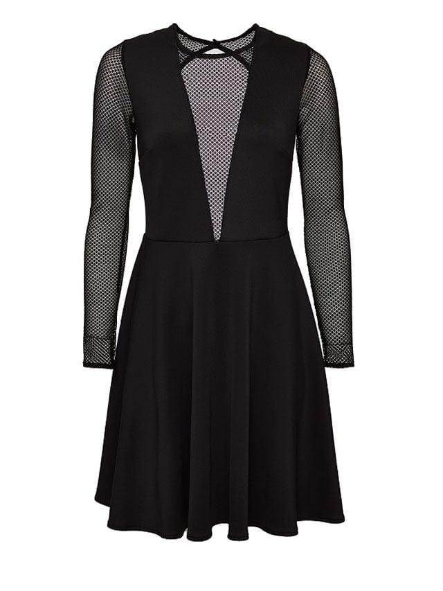 השמלה השחורה והנכונה לסילבסטר-42