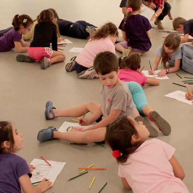 מוזיאון תל אביב לילדים חנוכה-6