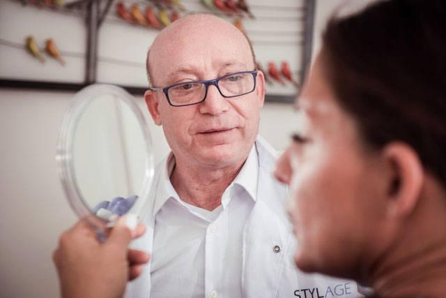 """החלקת קמטים: ד""""ר יונתן וייס, רופא בכיר לטיפול אסתטי-4"""