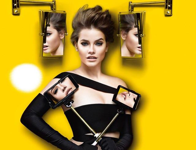 EFIFO. מגזין אופנה. מטאליים, נוצצים, בוהקים ומסנוורים: מראות איפור לסילבסטר 2017-11