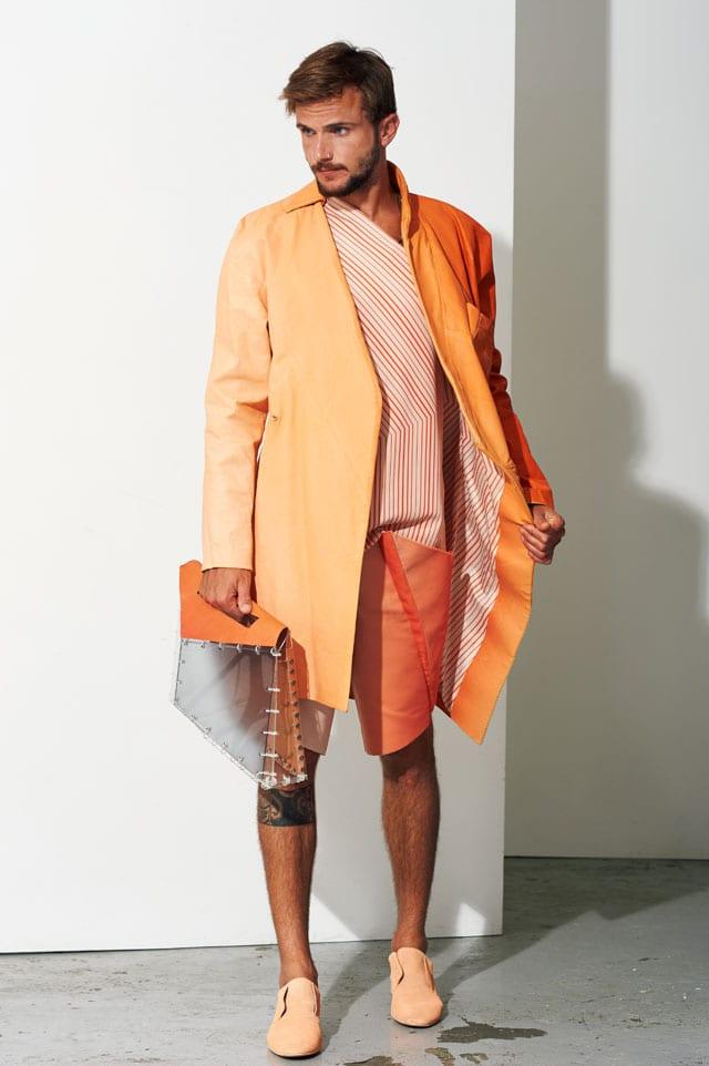 EFIFO מגזין אופנה. סיון לוין, 29, מעצבת אופנת גברים: SOLOCHROME-12