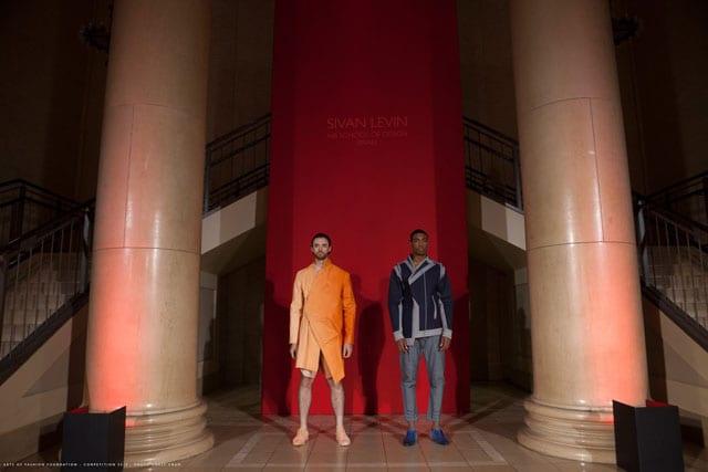 EFIFO מגזין אופנה. סיון לוין, 29, מעצבת אופנת גברים: SOLOCHROME-9