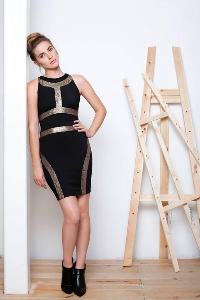 השמלה השחורה והנכונה לסילבסטר-38