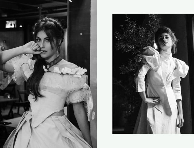 שנקר ,EFIFO ,The Diaghilev, עיצוב אופנה, אופנה, טרנד, סטייל, אפרת קוצ׳יק, הדס סולומון, מארי אנטואנט, קוקו שאנל, אודרי הפבורן, שמלות תקופתיות, שמלות מימי הביניים, שמלות הוט קוטור שמלת הוט קוטור, צילום אופנה,-3