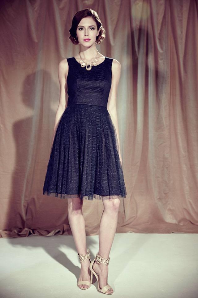 השמלה השחורה והנכונה לסילבסטר-41