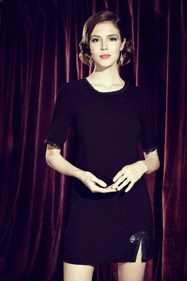 השמלה השחורה והנכונה לסילבסטר-27