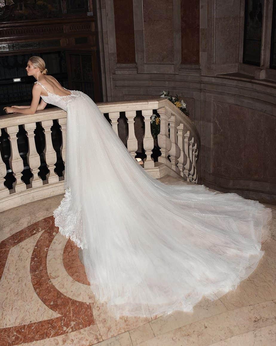 גליה להב שמלות כלה, קולקציית קוטור חורף 19 צילום יחצ (3)