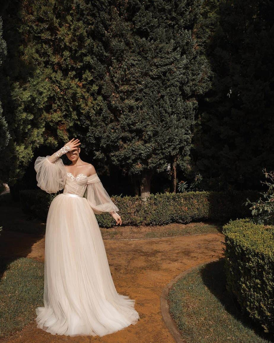 גליה להב שמלות כלה, קולקציית קוטור חורף 19 צילום יחצ (5)