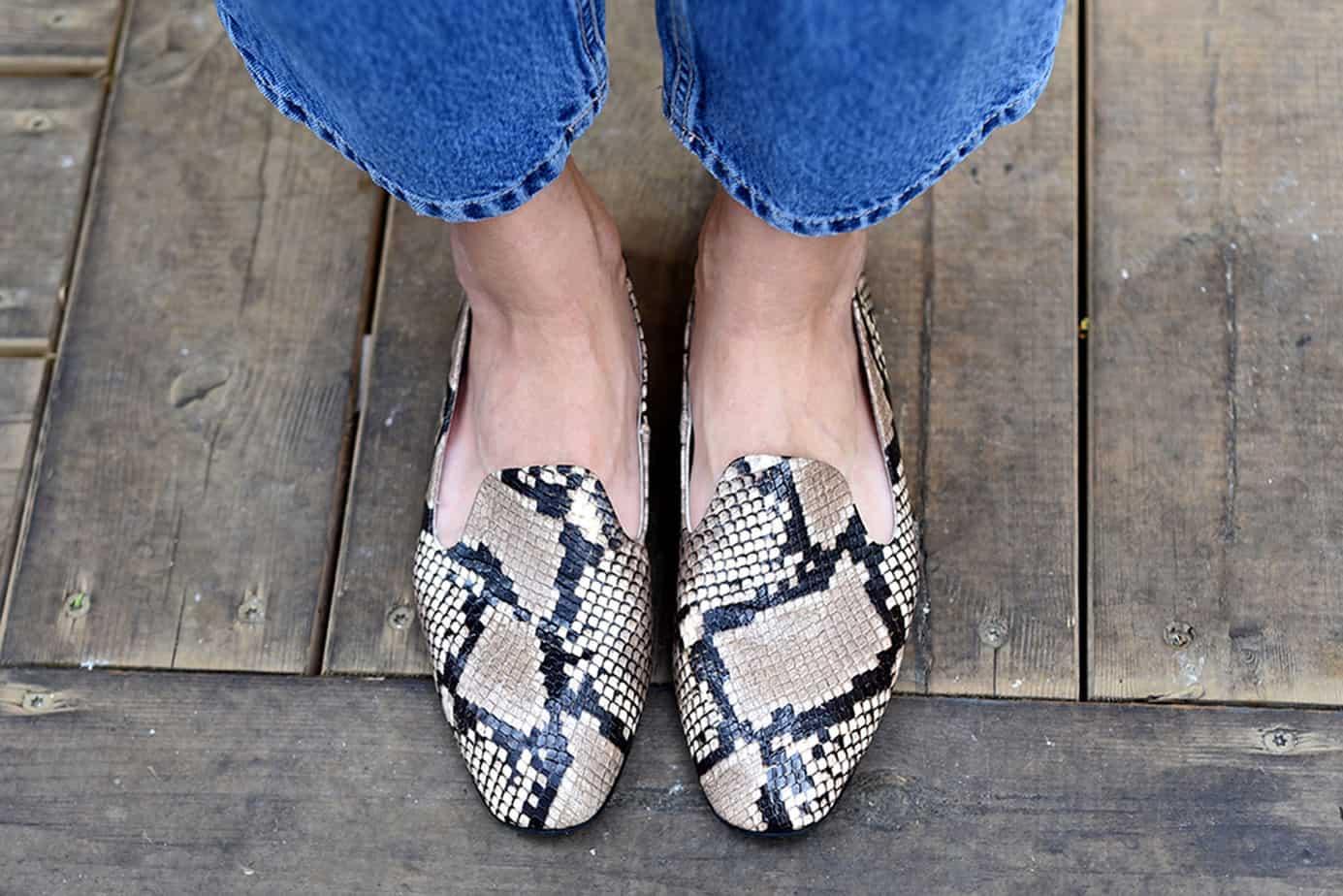 ג'ינס ונעליים: זארה, הודיה פיינגולד צילום לימור יערי - 5