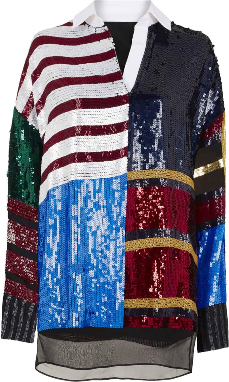 שמלת נוצצים של טומי הילפיגר 3049שח צילום יחצ חול