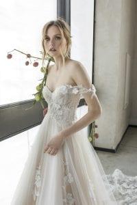 הלנה קולן שמלת כלה, צילום יחצ (2)
