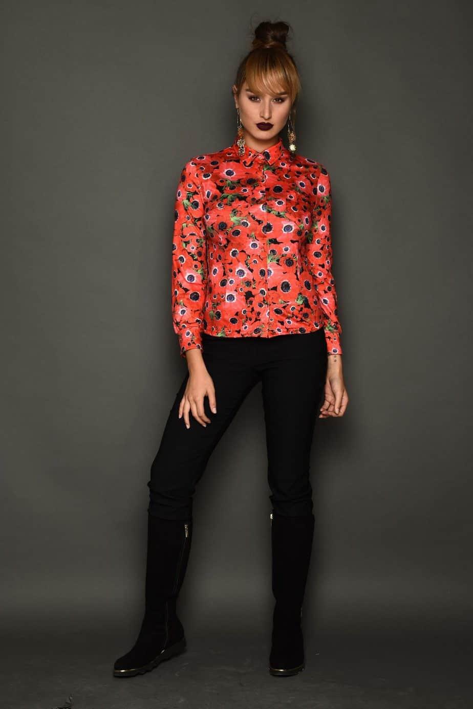 רעומה חולצת כלנית מכנסיים גליה צלם צחי ואזנה (Custom)
