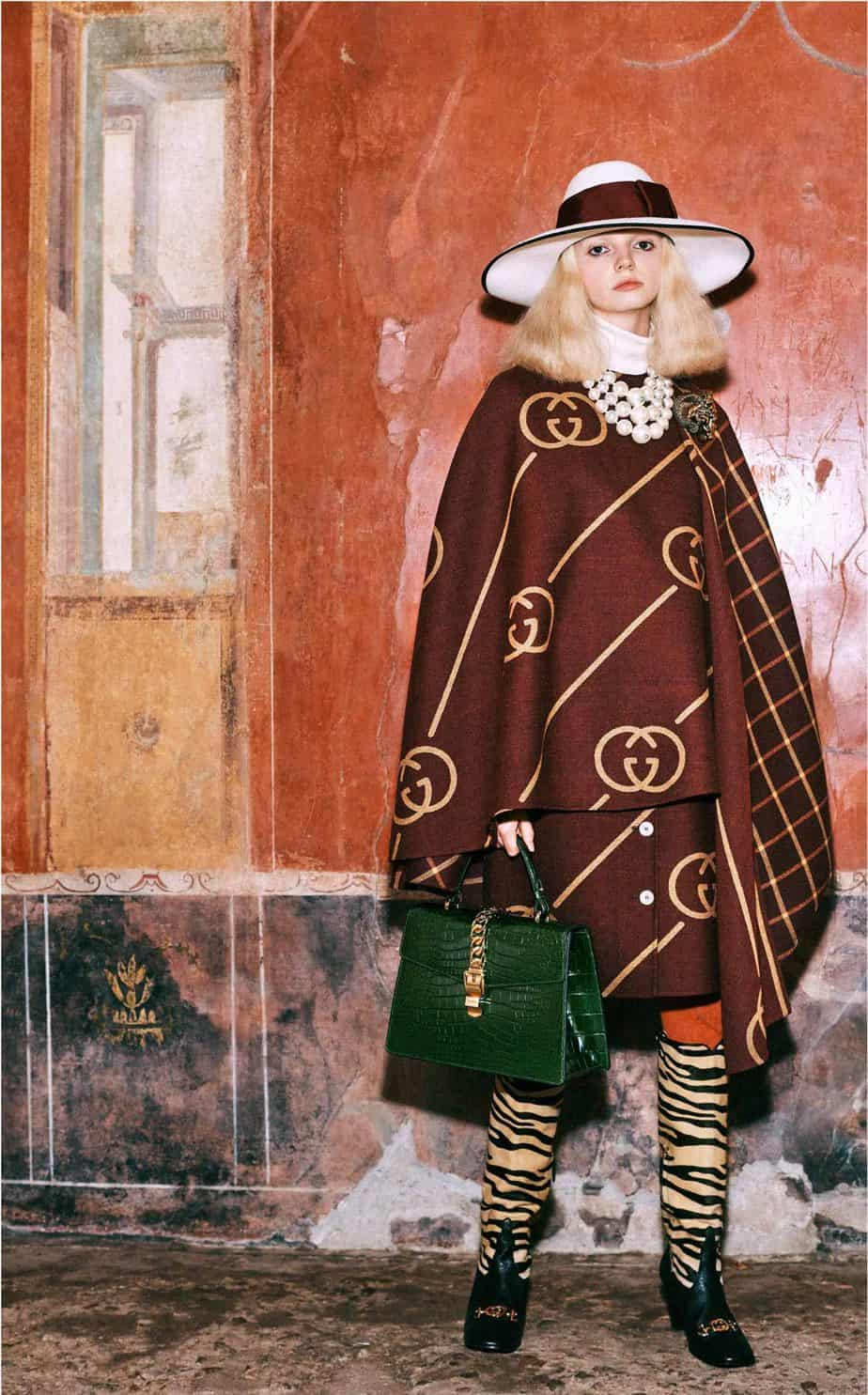 GUCCI, FALL 2019. WOMEN'S FASHION, Photographer Harmony Korine, Art Director, Christopher Simmonds - 10