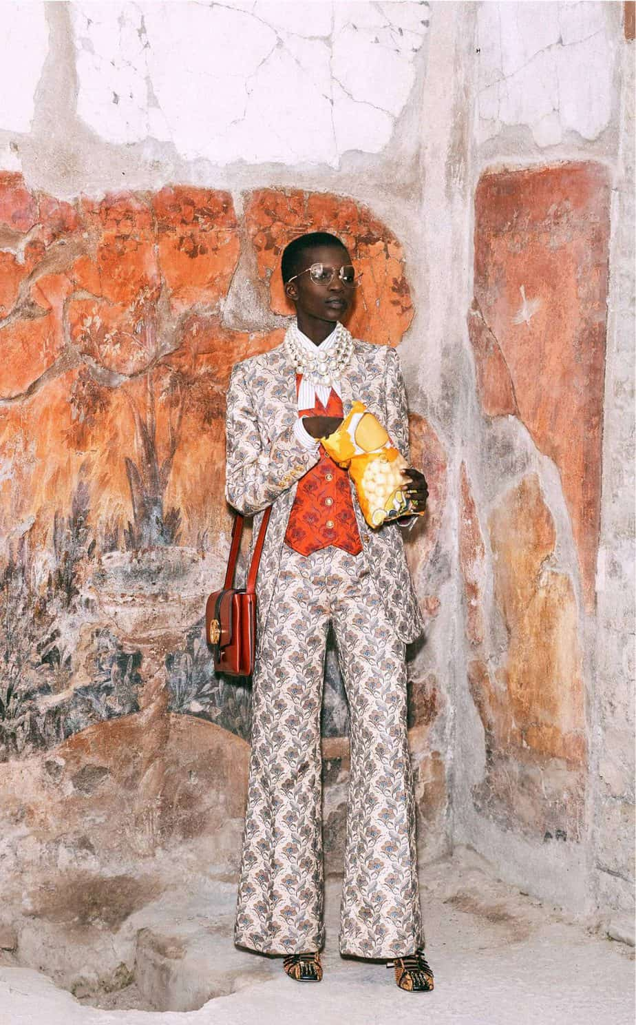 GUCCI, FALL 2019. WOMEN'S FASHION, Photographer Harmony Korine, Art Director, Christopher Simmonds - 13