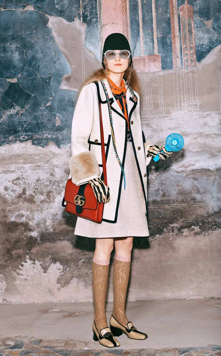 GUCCI, FALL 2019. WOMEN'S FASHION, Photographer Harmony Korine, Art Director, Christopher Simmonds - 20