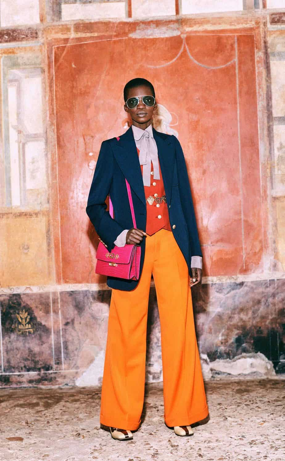 GUCCI, FALL 2019. WOMEN'S FASHION, Photographer Harmony Korine, Art Director, Christopher Simmonds - 21