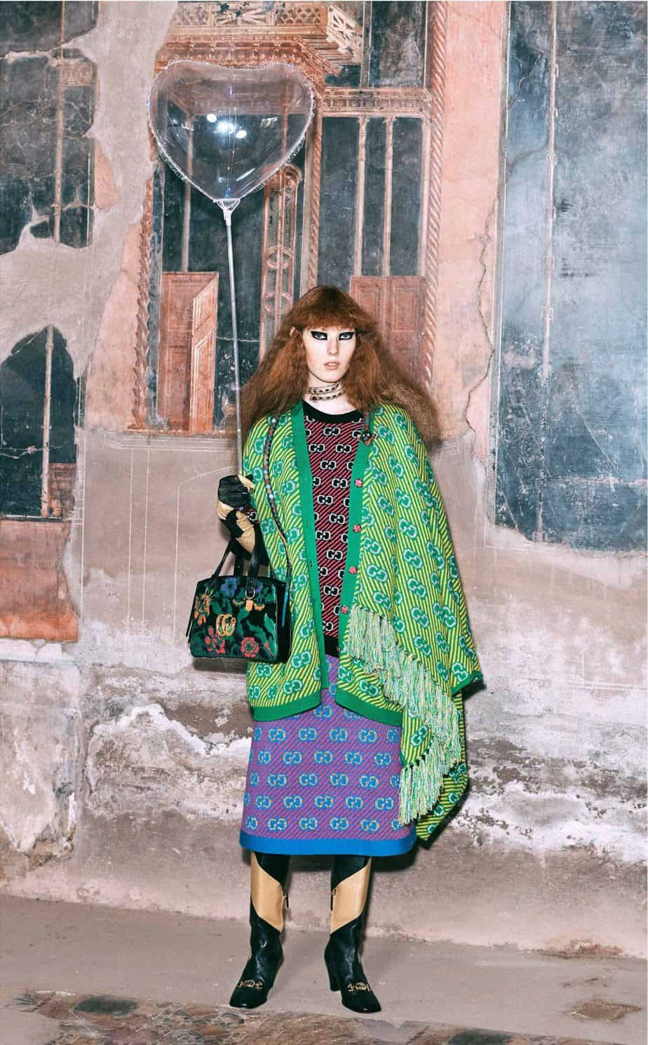 GUCCI, FALL 2019. WOMEN'S FASHION, Photographer Harmony Korine, Art Director, Christopher Simmonds - 27