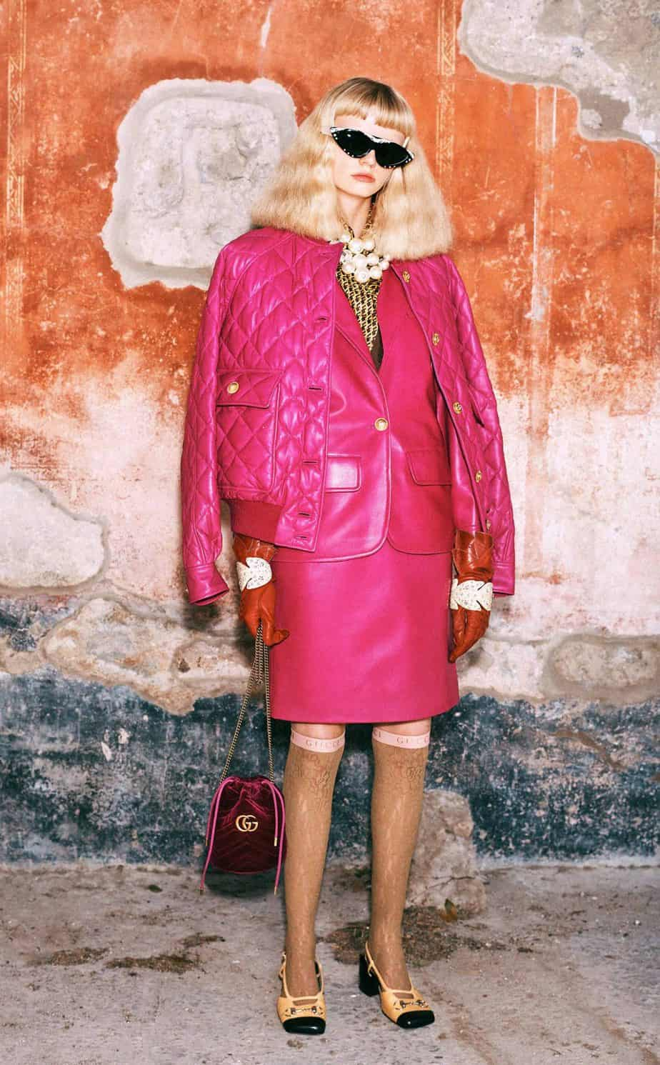 GUCCI, FALL 2019. WOMEN'S FASHION, Photographer Harmony Korine, Art Director, Christopher Simmonds - 30