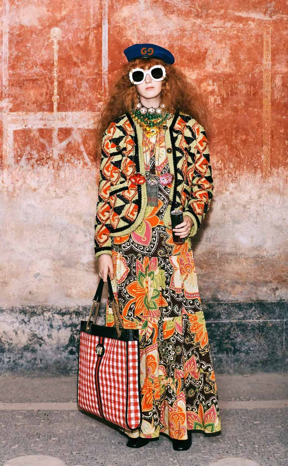 GUCCI, FALL 2019. WOMEN'S FASHION, Photographer Harmony Korine, Art Director, Christopher Simmonds - 5