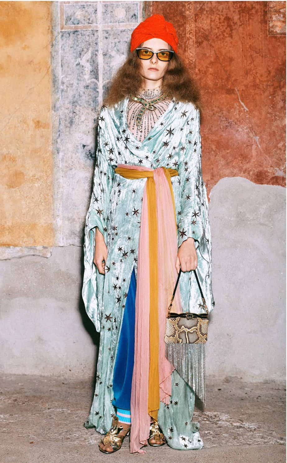 GUCCI, FALL 2019. WOMEN'S FASHION, Photographer Harmony Korine, Art Director, Christopher Simmonds - 53