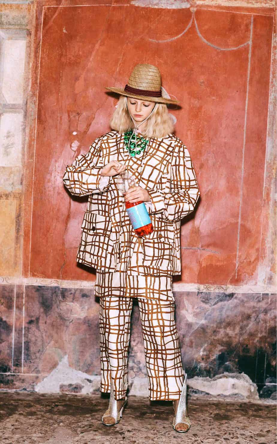 GUCCI, FALL 2019. WOMEN'S FASHION, Photographer Harmony Korine, Art Director, Christopher Simmonds - 61