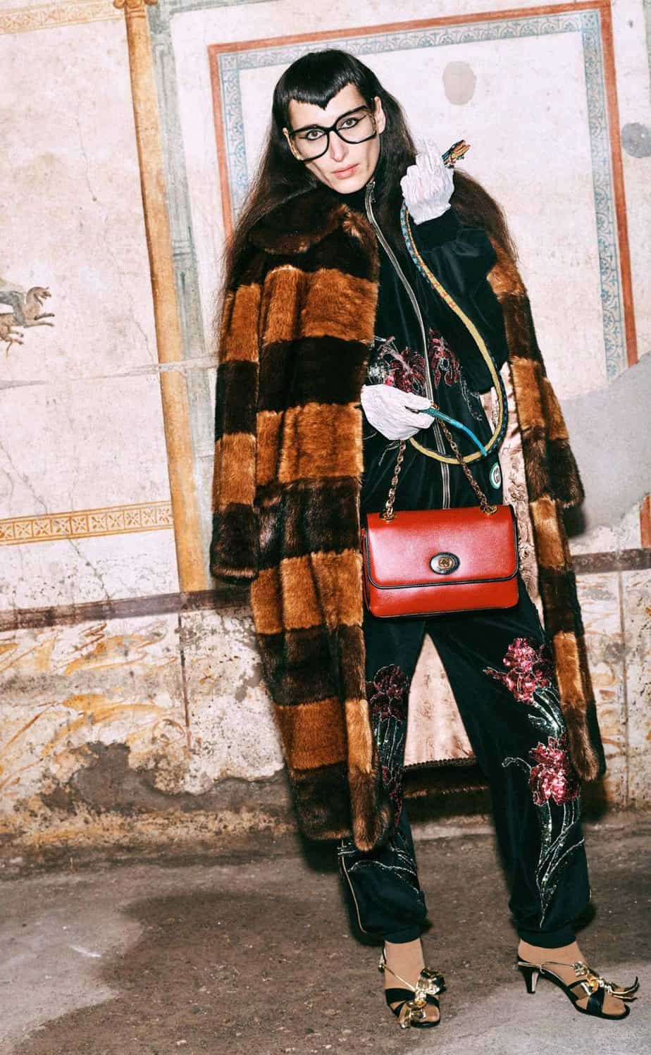 GUCCI, FALL 2019. WOMEN'S FASHION, Photographer Harmony Korine, Art Director, Christopher Simmonds - 66