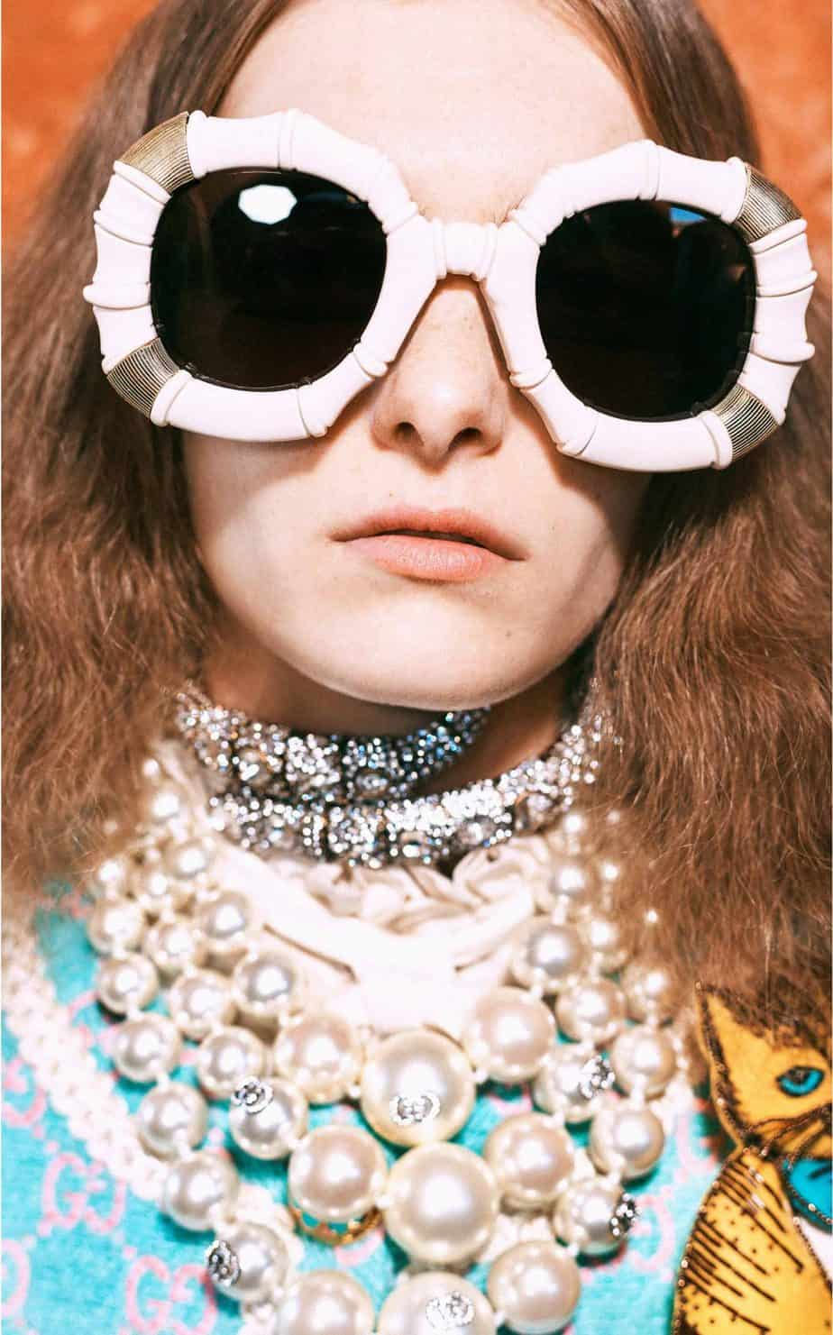 GUCCI, FALL 2019. WOMEN'S FASHION, Photographer Harmony Korine, Art Director, Christopher Simmonds - 7