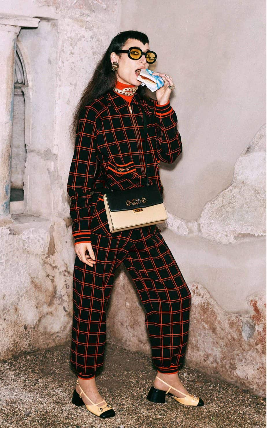 GUCCI, FALL 2019. WOMEN'S FASHION, Photographer Harmony Korine, Art Director, Christopher Simmonds - 8