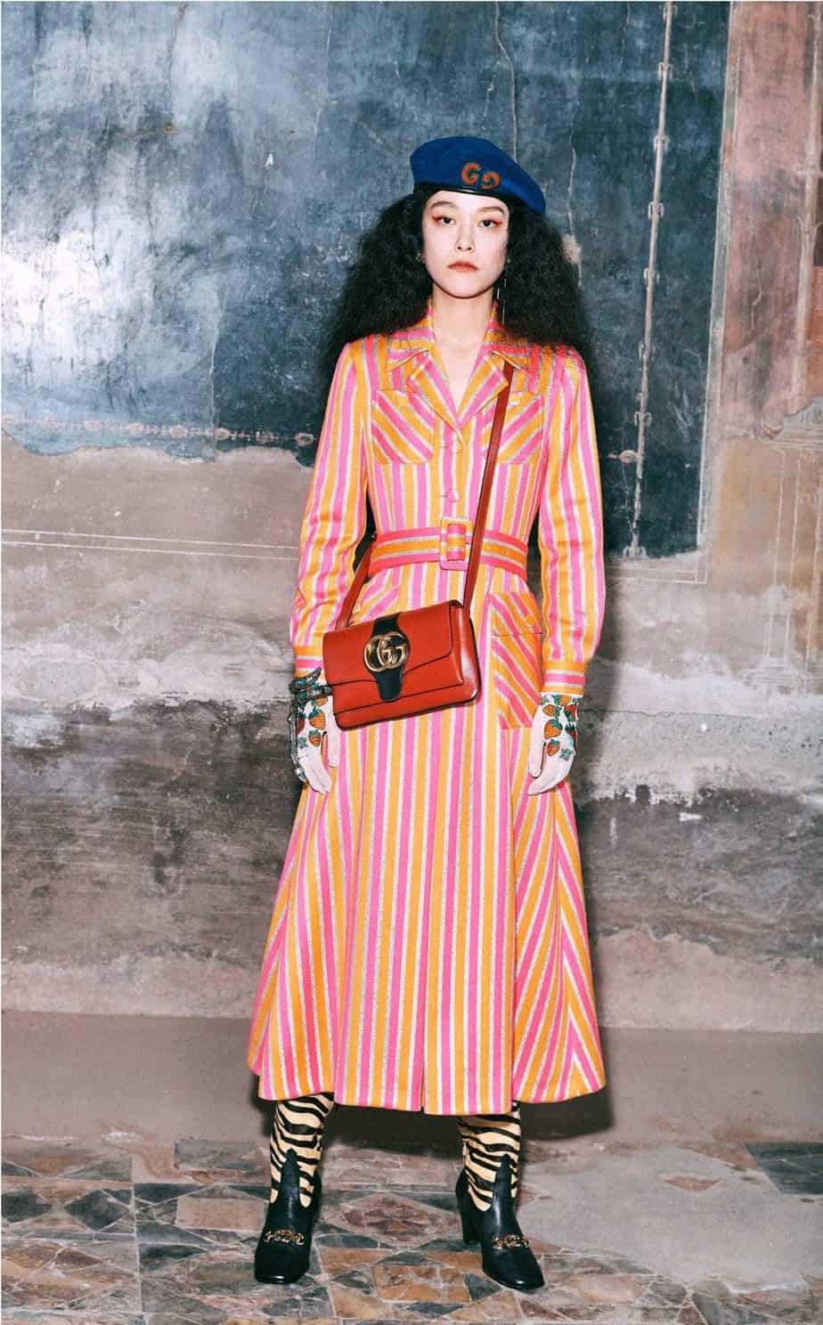 GUCCI, FALL 2019. WOMEN'S FASHION, Photographer Harmony Korine, Art Director, Christopher Simmonds - 87