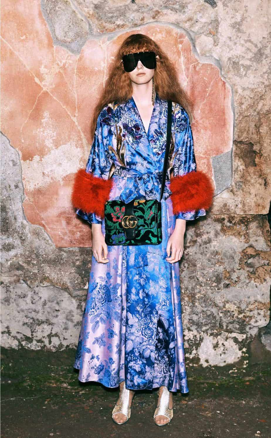 GUCCI, FALL 2019. WOMEN'S FASHION, Photographer Harmony Korine, Art Director, Christopher Simmonds - 98