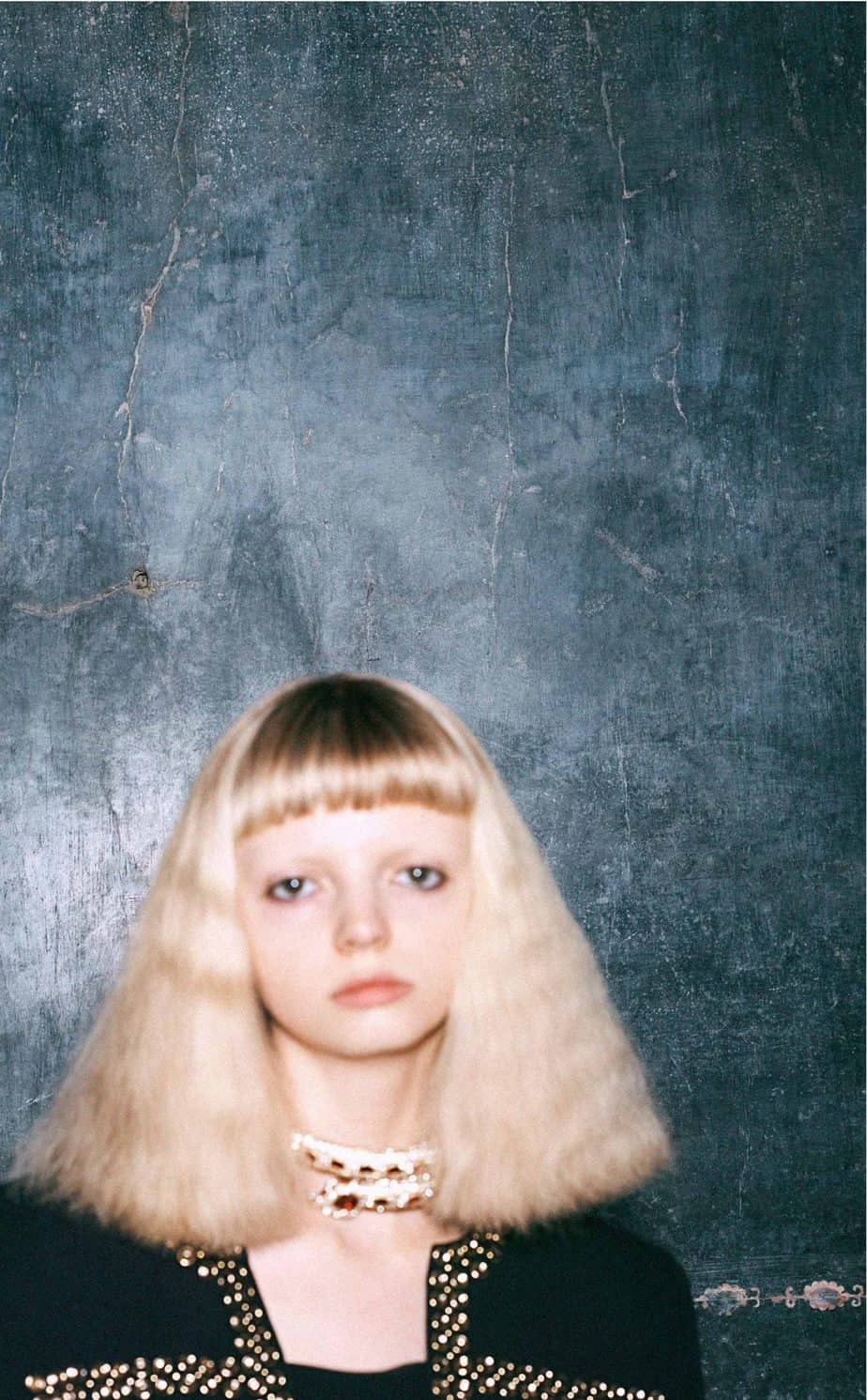 GUCCI, FALL 2019. WOMEN'S FASHION, Photographer Harmony Korine, Art Director, Christopher Simmonds - 35