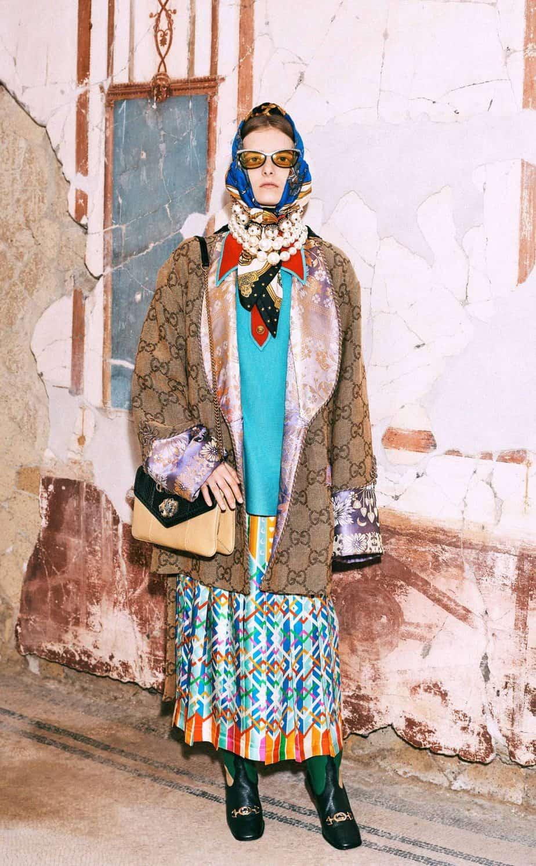 GUCCI, FALL 2019. WOMEN'S FASHION, Photographer Harmony Korine, Art Director, Christopher Simmonds - 40