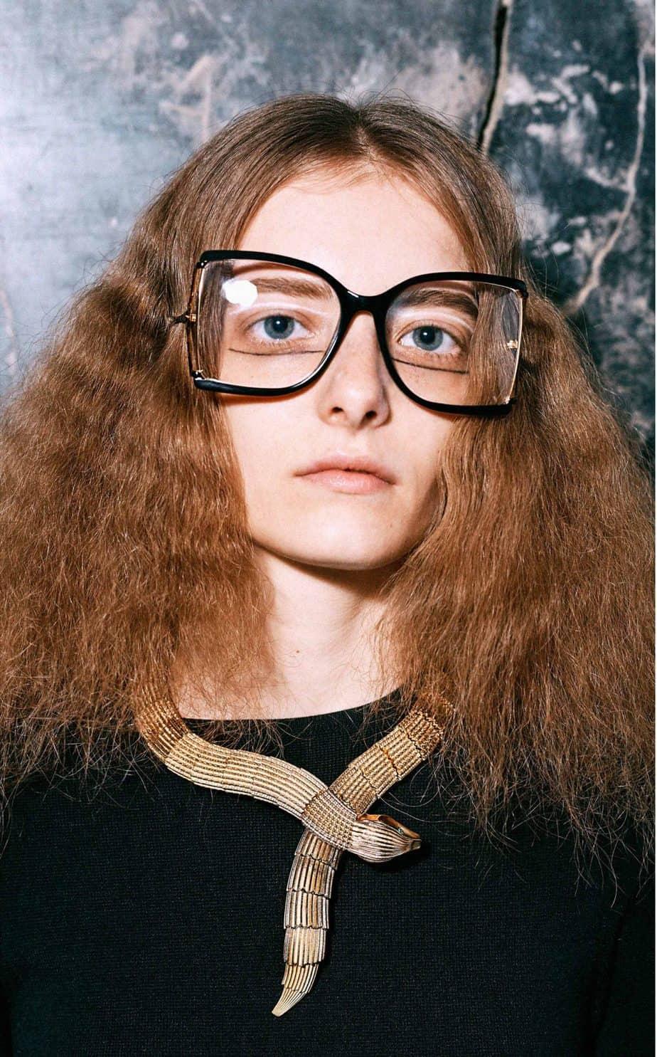 GUCCI, FALL 2019. WOMEN'S FASHION, Photographer Harmony Korine, Art Director, Christopher Simmonds - 63
