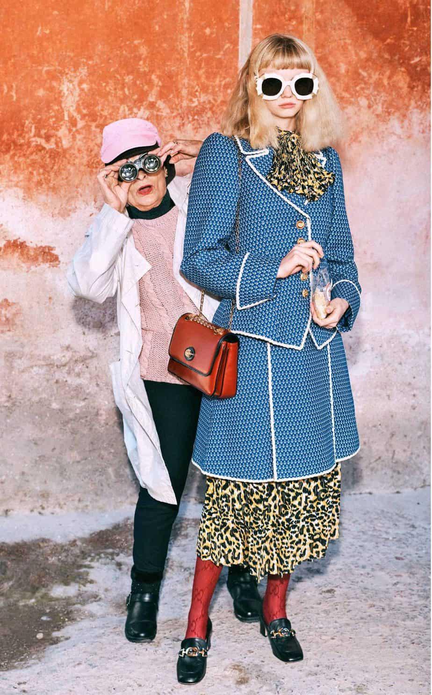 GUCCI, FALL 2019. WOMEN'S FASHION, Photographer Harmony Korine, Art Director, Christopher Simmonds - 65