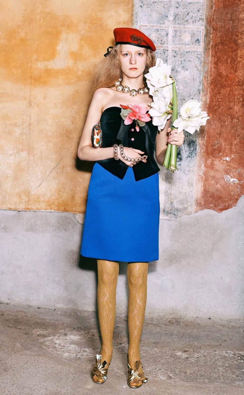 GUCCI, FALL 2019. WOMEN'S FASHION, Photographer Harmony Korine, Art Director, Christopher Simmonds - 83