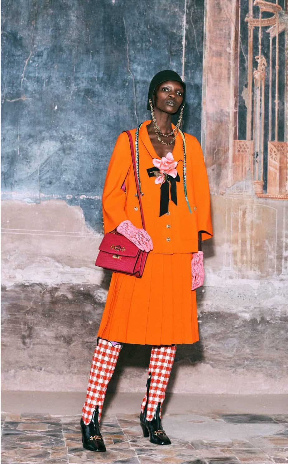GUCCI, FALL 2019. WOMEN'S FASHION, Photographer Harmony Korine, Art Director, Christopher Simmonds - 92