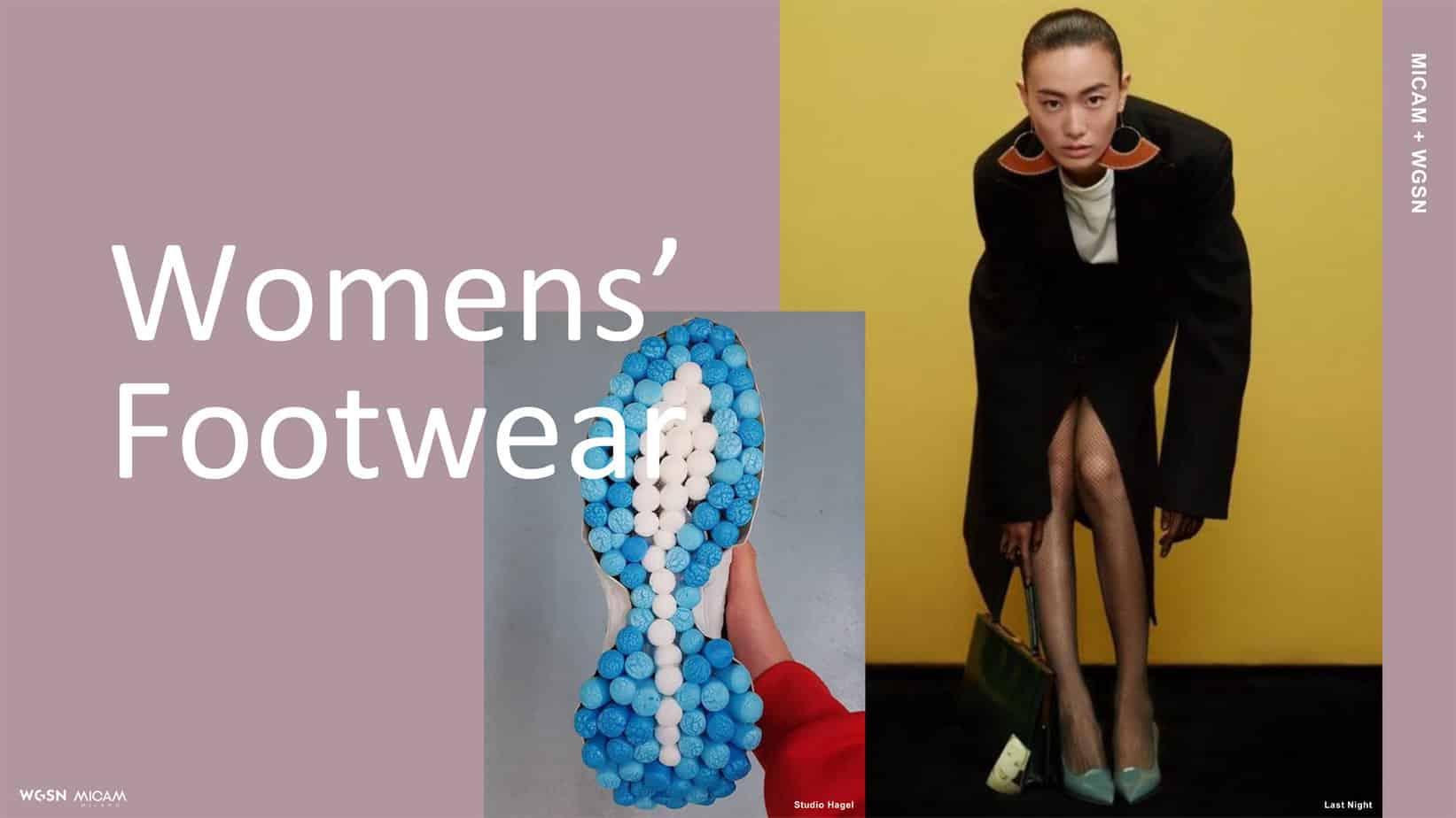 Womens' Footwear