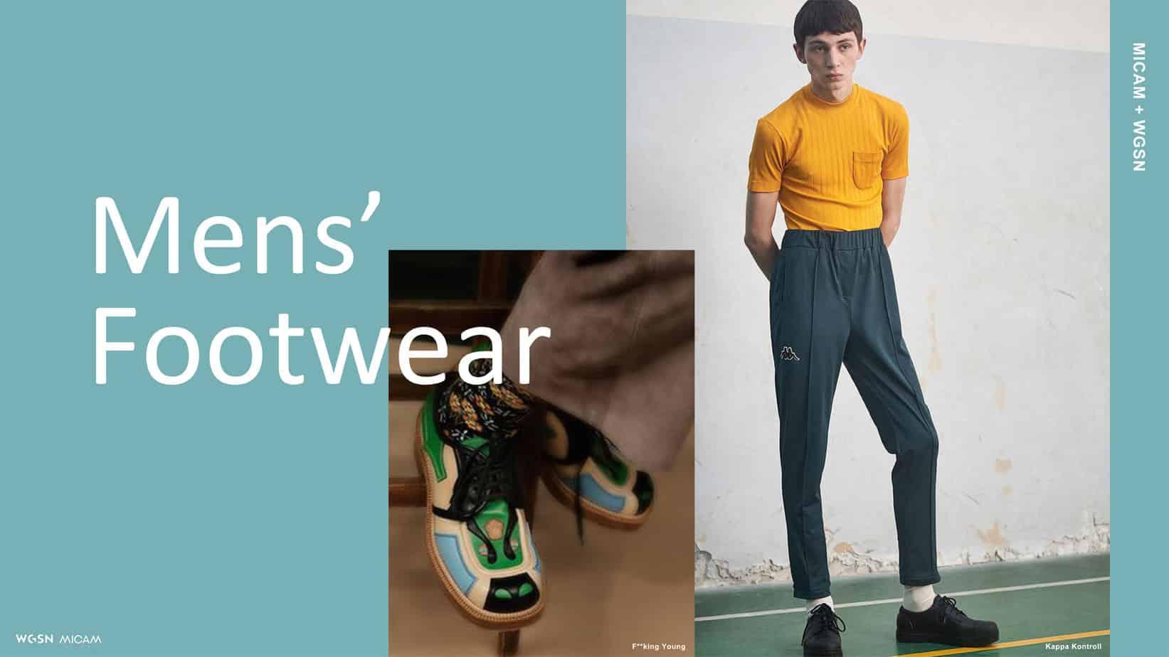 Mens' Footwear