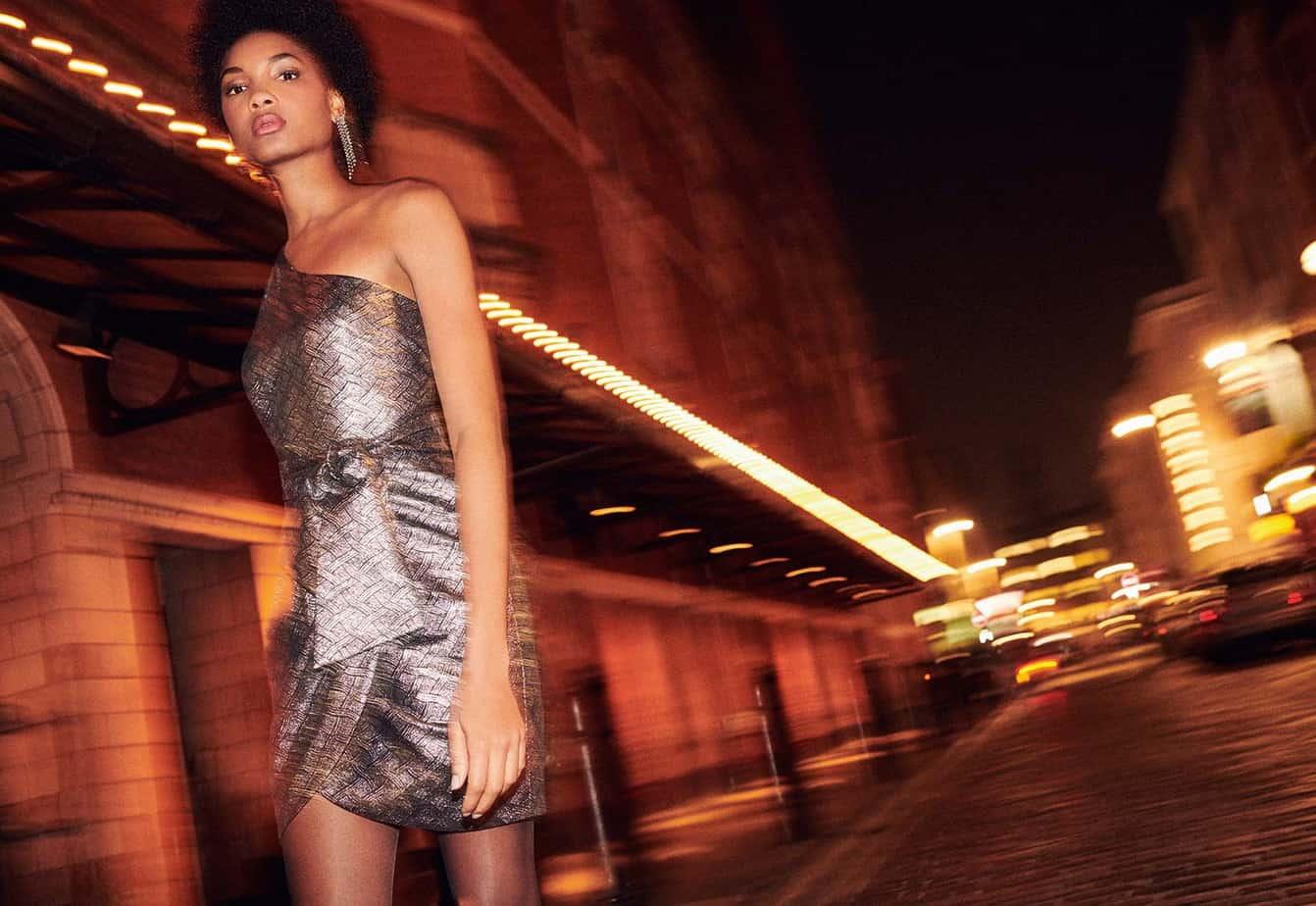 VOGUE קולקציית Reserved- שמלה מחיר 259.90 שח צילום יחצ חול