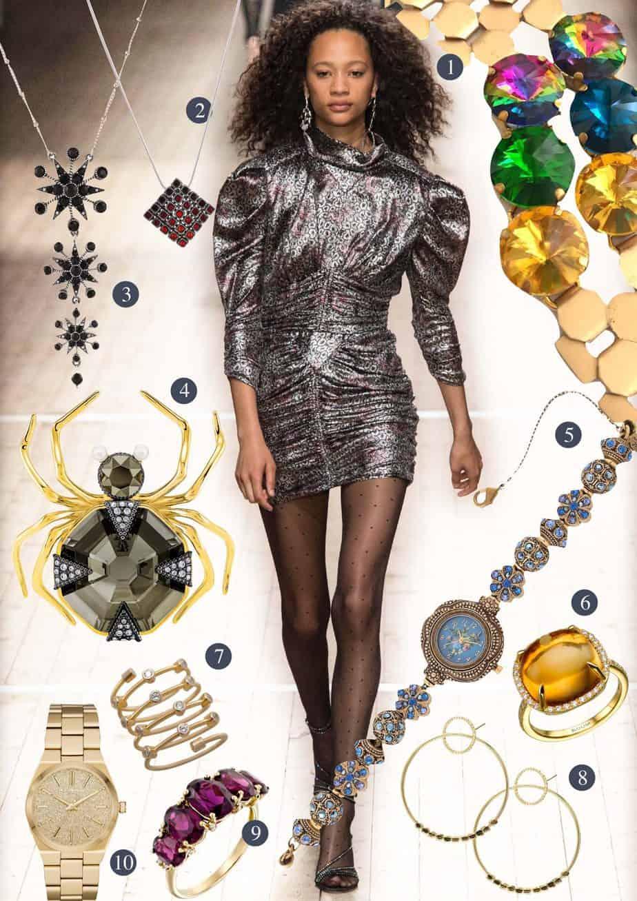 bling bling - Sylvester 2018 jewelry 2