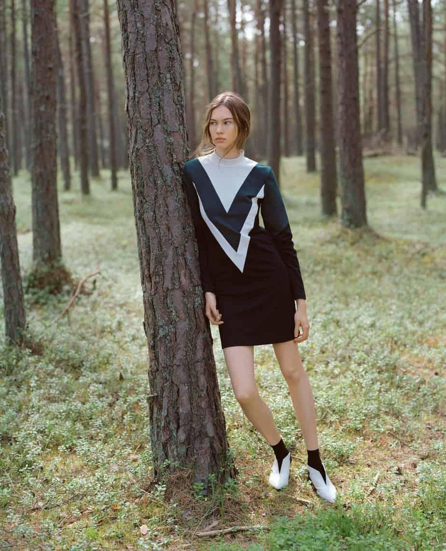 reserved. מחיר שמלה אחרי הנחה 69.90 שקל במקום 89.90 שקל צילום: אסף לוי