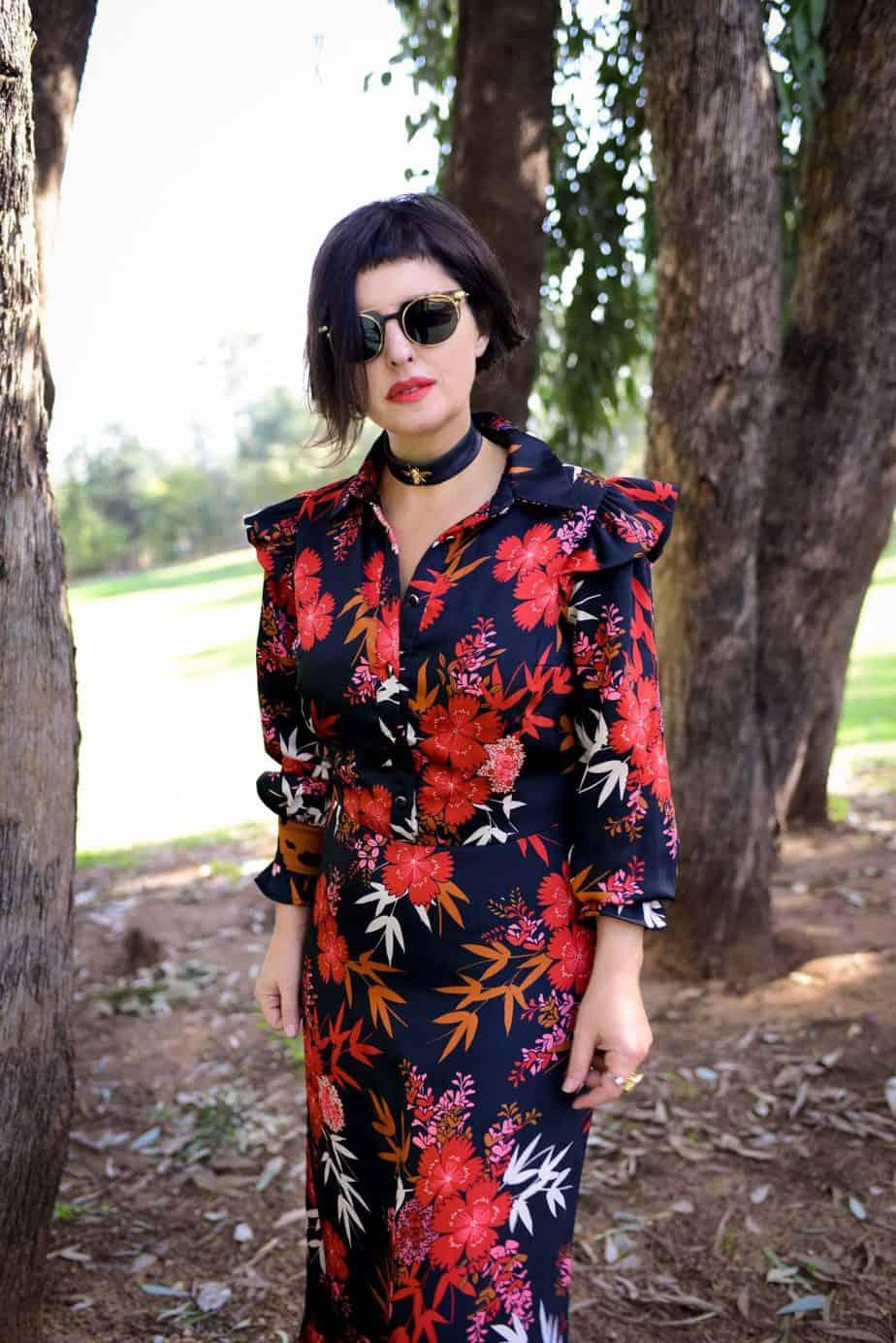 לארה רוסנובסקי, מעצבת אופנה, צילום לימור יערי - 3756