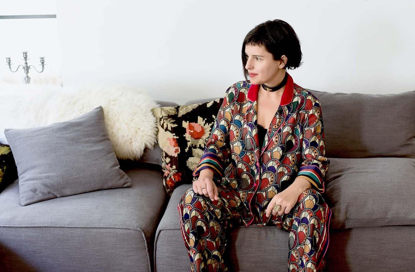 לארה רוסנובסקי, מעצבת אופנה, צילום לימור יערי - 30