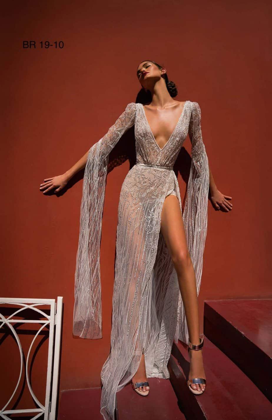 שמלת כלה של ענבל דרור צלם אלון שפרנצקי