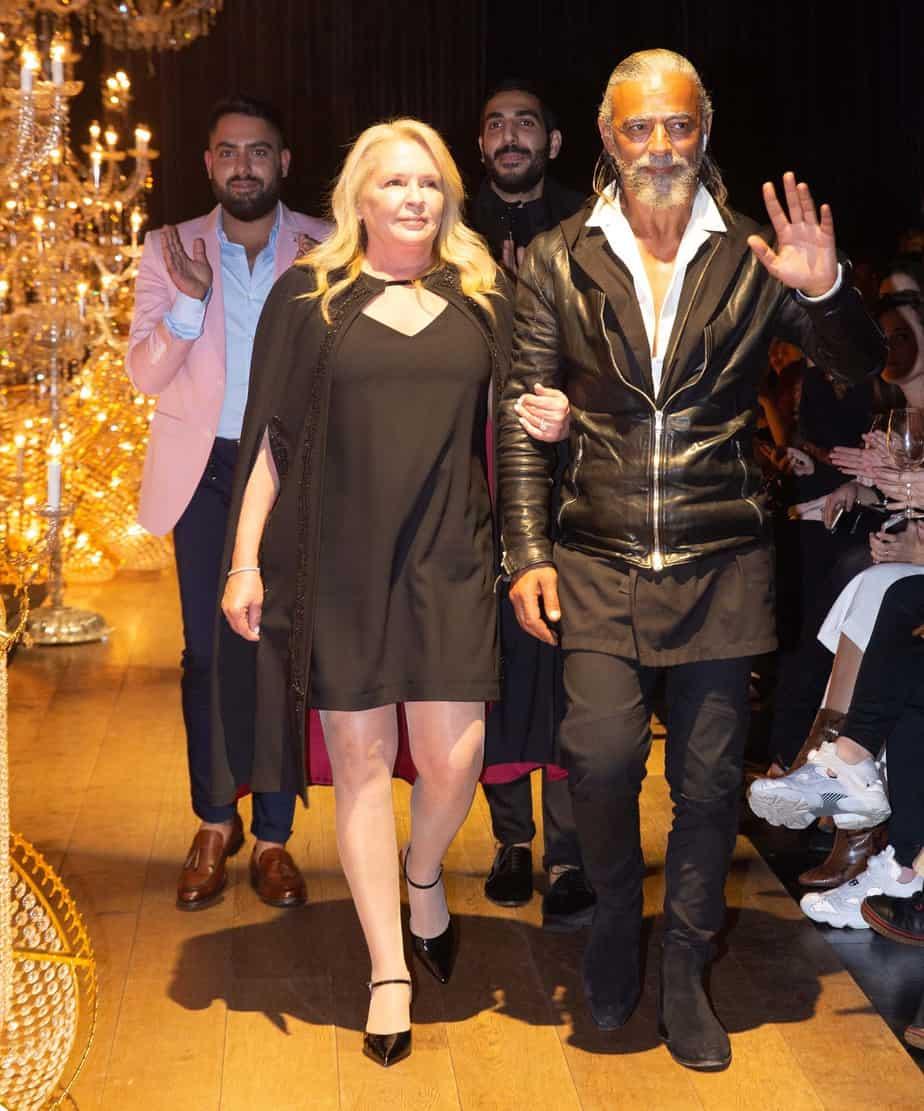 בני הזוג קסאס ומעצבי קולקציית קיי קיי קוטור, צילום שגב אורלב