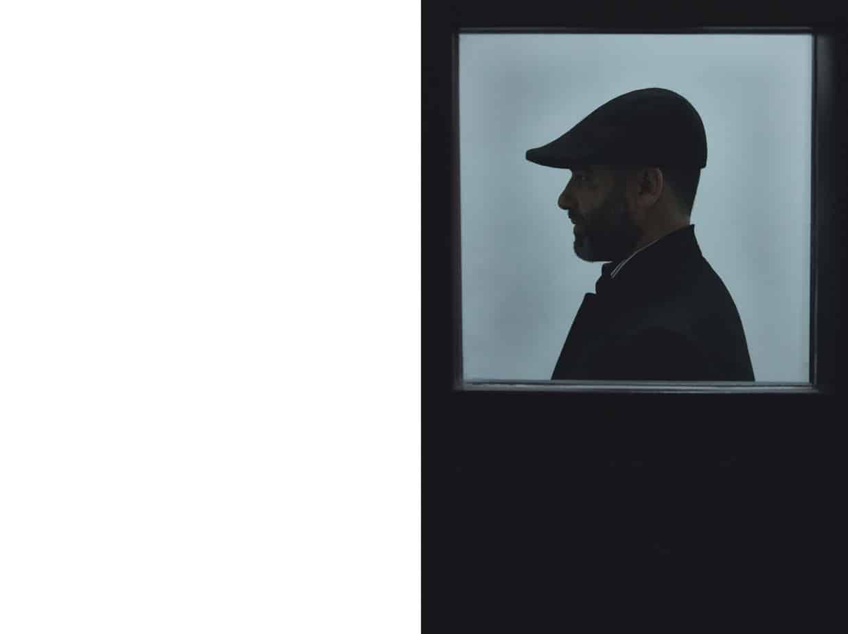 הישאם סולימאן, هشام فضل سليمان, הישאם סלימאן, צילום אלכס פרגמנט - כובע ומעיל: המשביר לצרכן