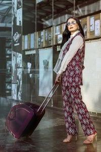 חליפה שנות ה- 70, מאיה אושרי כהן, אופנה שנות השבעים,צילום Gennadiy Tsodik